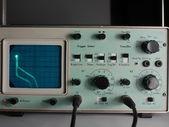 Oscilloscope — Stock Photo