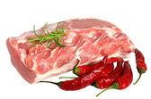 кусок мяса свиней — Стоковое фото