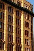 Kamenné budově v den světle — Stock fotografie