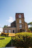Anglican Church in Belize — Stock Photo