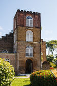 St Johns Church in Belize — Stock Photo