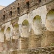 Stock Photo: Wall Niches in Pompeii