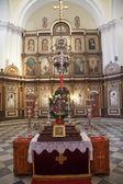 Inside Kotor Church — Stock Photo