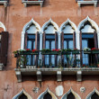 Venice Windows — Stock Photo