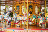 Carousel in Florence — Stock Photo