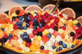 Fruteira gigante — Foto Stock