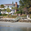 Three Story Coastal Home — Stock Photo #27662805