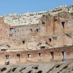 Broken Walls of Roman Colisuem — Stock Photo #29834773