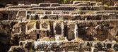 Catacombs Under Forum — Foto de Stock