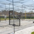 Batting Cages in Park — Stock Photo #32213639