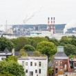Industry Beyond Saint John — Stock Photo