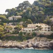 Villas in South of France — Stock Photo