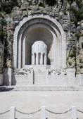 Pomnik wojny w nicei — Zdjęcie stockowe