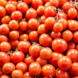 Stock Photo: Group of Vine Ripened Tomatoes