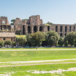 Circus Maximus with Cars — Stock Photo