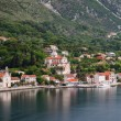 Old Domed Building on Kotor Bay — Stock Photo #38038249