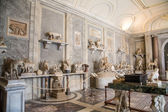 Room of Statuary in Vatican — Stock Photo