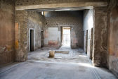 Interior of Pompeii Home — Stock Photo