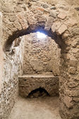 Daylight Through Arch in Pompeii HOme — 图库照片