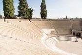 Amphitheater in Ancient Pompeii — Foto Stock