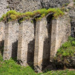 Stock Photo: Ancient Brick Fortifications in Pompeii