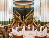 Empty Cruise Ship Dining Room — Stock Photo