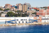 Cruise Ship Terminal in Halifax — Stock Photo