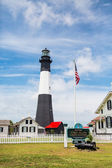 Tybee Island Lighthouse — Stock Photo