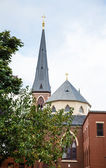 Church Dome and Tower in Portland — Stock Photo