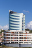 Luxury High Rise Hotel in Martinique — Stock Photo
