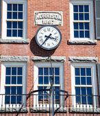 Old Morrison Building Vertical — Stock Photo