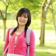 Asian adult student — Stock Photo #12110096