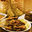 Stock Photo: Asian malay Ramadhan foods