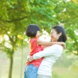 Mother and me — Stock Photo #12383722