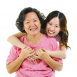 Mother and daughter — Stock Photo #12487157
