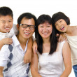 Asian family — Stock Photo #12655619