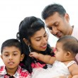 Indian family — Stock Photo #12655733