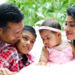 Happy Indian family — Stock Photo #12655749
