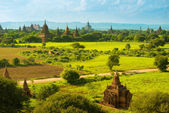 バガンの寺院 — ストック写真