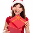Christmas gift — Stock Photo #15492105