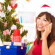 Christmas greeting — Stock Photo #15492267