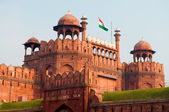 Red Fort India — Foto de Stock