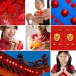 Chinese new year concept — Stock Photo