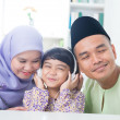 Foto Stock: Southeast Asifamily