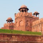 Red fort, Delhi — Stock Photo