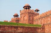 Rode fort, delhi — Stockfoto