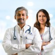 Indian doctors - Stock Photo