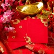 Chinese new year decorations - Stock Photo