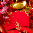 Chinese new year decorations — Stock Photo #18972925