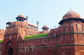 India, Delhi, the Red Fort — Stock Photo